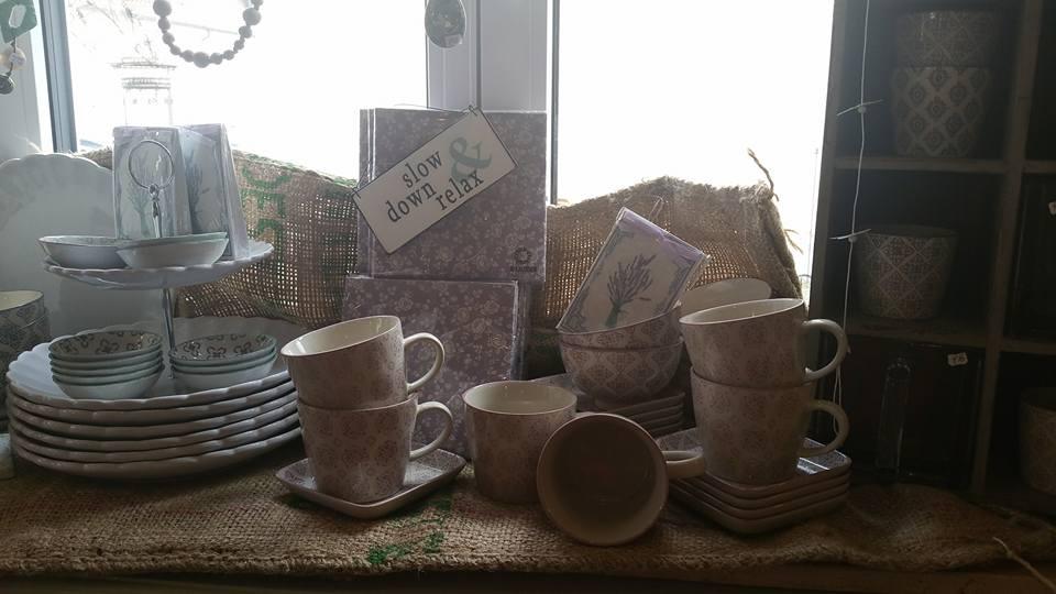 Café Crumbles - Das Krümel und Streuselcafé im englischen Landhausstil
